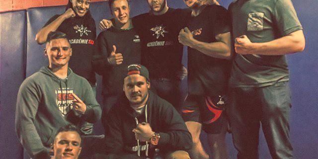 Excellente performance en MMA pour deux athlètes de l'Académie SGS
