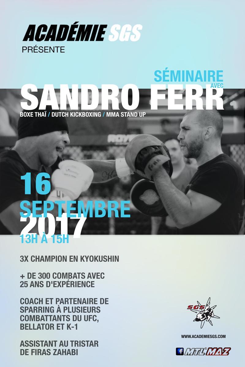 poster Sandro