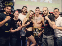 Jonathan Ramsay Champion MMA
